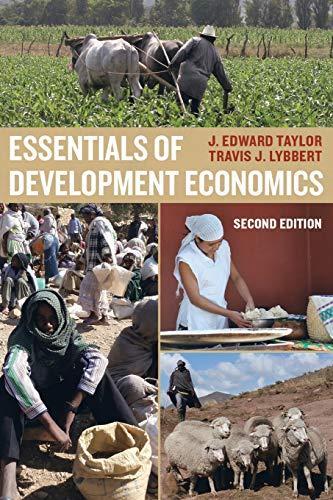 9780520283176: Essentials of Development Economics