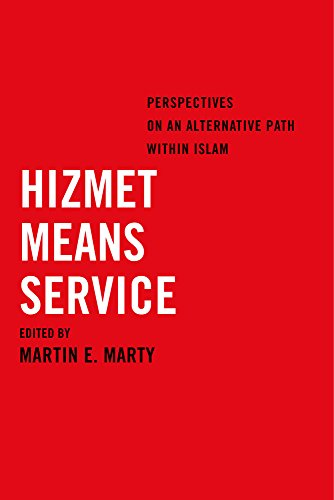 9780520285170: Hizmet Means Service: Perspectives on an Alternative Path within Islam