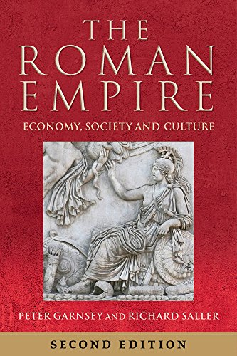 9780520285989: The Roman Empire: Economy, Society and Culture