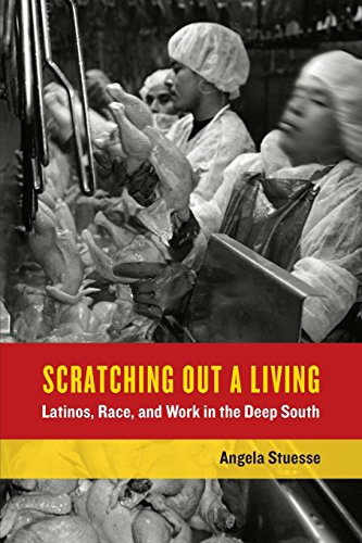9780520287211: Scratching Out a Living: Latinos, Race, and Work in the Deep South (California Series in Public Anthropology)
