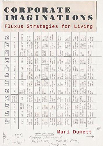 Corporate Imaginations: Fluxus Strategies for Living: Dumett, Mari
