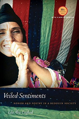 9780520292499: Veiled Sentiments: Honor and Poetry in a Bedouin Society