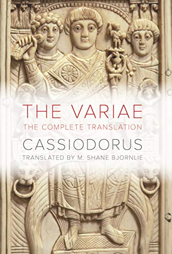9780520297364: The Variae: The Complete Translation