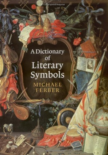 9780521000024: A Dictionary of Literary Symbols