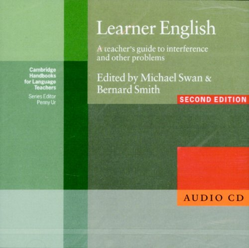 9780521000246: Learner English Audio CD: A Teachers Guide to Interference and Other Problems (Cambridge Handbooks for Language Teachers)