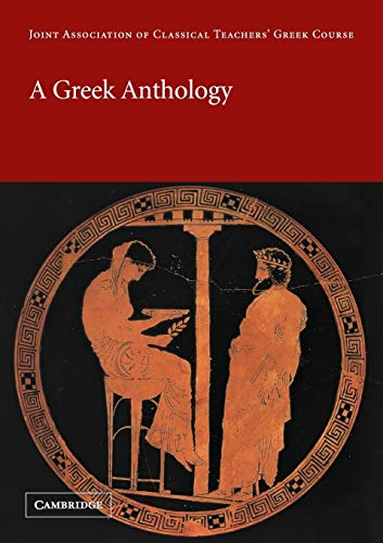 9780521000260: A Greek Anthology (Reading Greek)