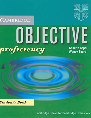 9780521000307: Objective Proficiency Student's Book