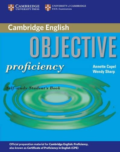 9780521000314: Objective Proficiency Self-study Student's Book