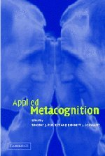 9780521000376: Applied Metacognition