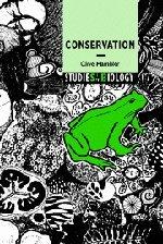 9780521000383: Conservation (Studies in Biology)