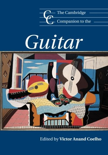 9780521000406: The Cambridge Companion to the Guitar (Cambridge Companions to Music)
