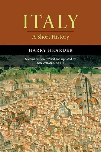 9780521000727: Italy: A Short History