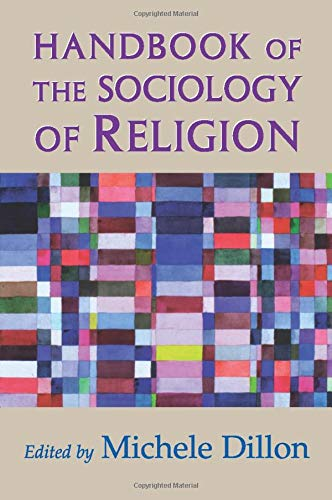 9780521000789: Handbook of the Sociology of Religion