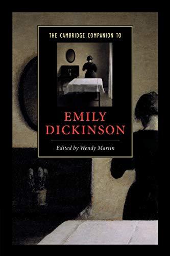 9780521001182: The Cambridge Companion to Emily Dickinson (Cambridge Companions to Literature)