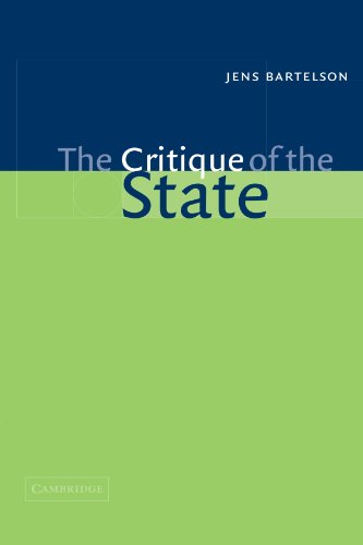 9780521001403: The Critique of the State