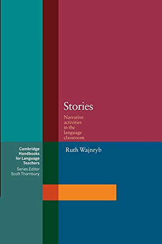 9780521001601: Stories: Narrative Activities for the Language Classroom