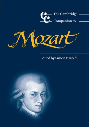 9780521001922: The Cambridge Companion to Mozart