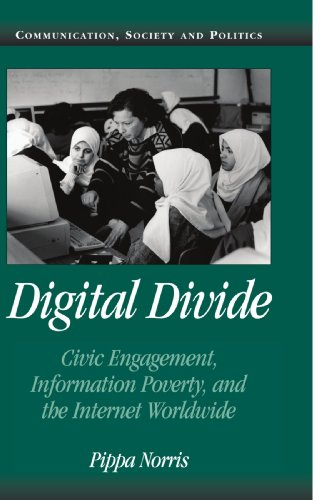 9780521002233: Digital Divide: Civic Engagement, Information Poverty, and the Internet Worldwide