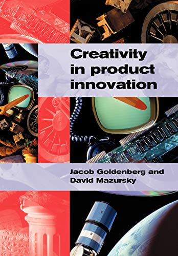 9780521002493: Creativity in Product Innovation