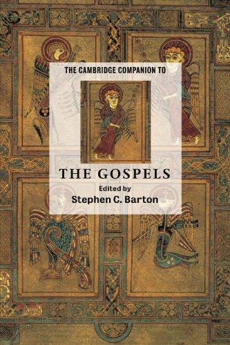 9780521002615: The Cambridge Companion to the Gospels (Cambridge Companions to Religion)