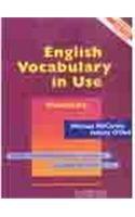 9780521003162: ENGLISH VOCABULARY IN USE ELEMENTARY