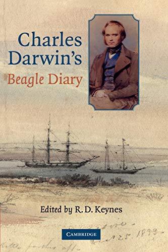 9780521003179: Charles Darwin's Beagle Diary
