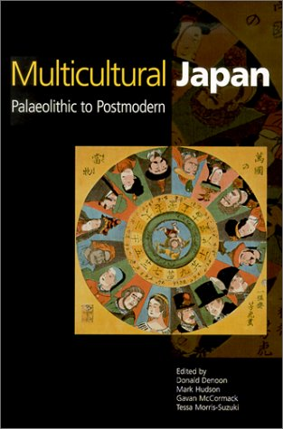 9780521003629: Multicultural Japan: Palaeolithic to Postmodern (Contemporary Japanese Society)