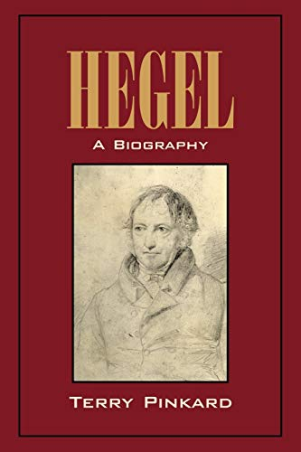 9780521003872: Hegel: A Biography