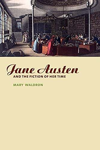 9780521003889: Jane Austen & Fiction of her Time