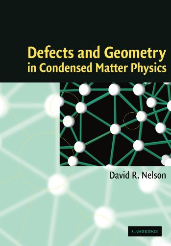 9780521004008: Defects and Geometry in Condensed Matter Physics