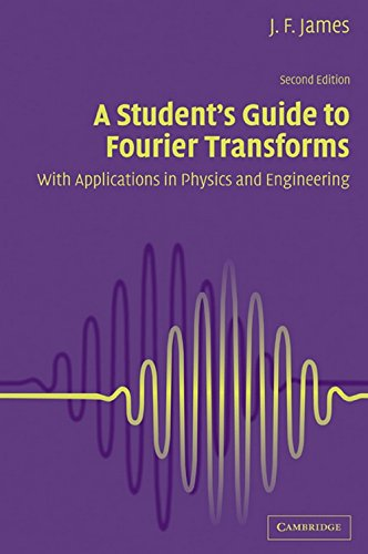9780521004282: A Student's Guide to Fourier Transforms: With Applications in Physics and Engineering
