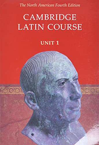 9780521004343: Cambridge Latin Course Unit 1 Student's Text North American edition (North American Cambridge Latin Course)