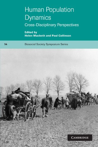 Human Population Dynamics: Cross-Disciplinary Perspectives: Helen Macbeth