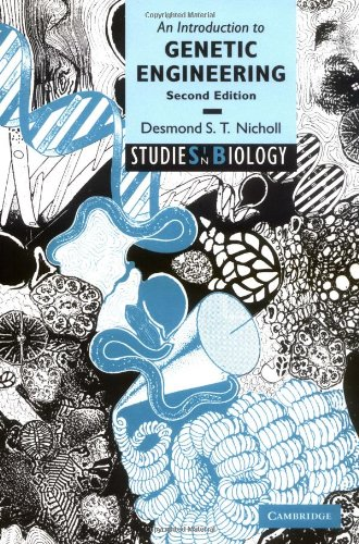 9780521004718: An Introduction to Genetic Engineering (Studies in Biology)