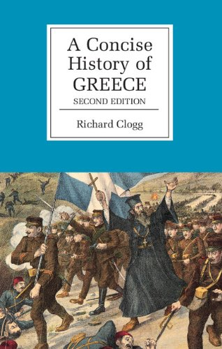 9780521004794: A Concise History of Greece (Cambridge Concise Histories)