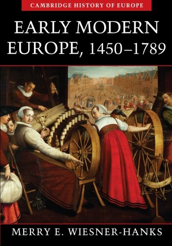 9780521005210: Early Modern Europe, 1450-1789 (Cambridge History of Europe)
