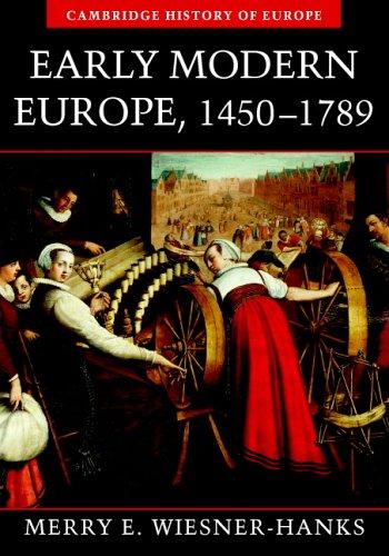 9780521005210: Early Modern Europe, 1450-1789 (Cambridge History of Europe)