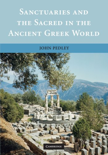 9780521006354: Sanctuaries and the Sacred in the Ancient Greek World