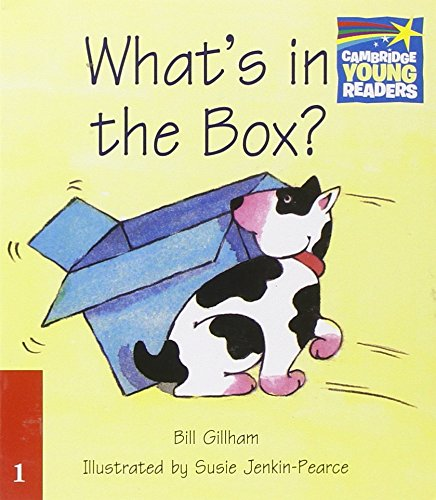 9780521006439: What's in the Box? Level 1 ELT Edition (Cambridge Storybooks)