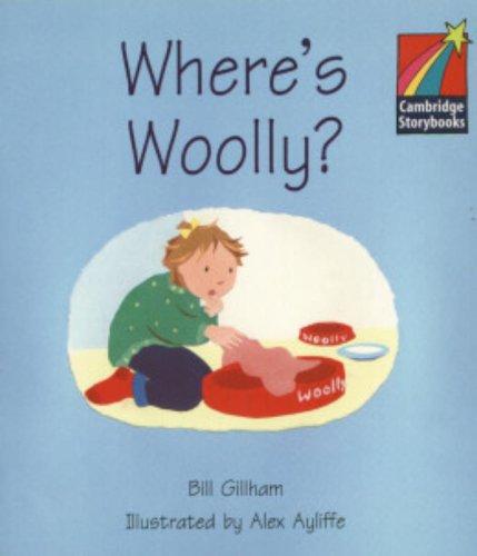 9780521006477: Where's Woolly? Level 1 ELT Edition (Cambridge Storybooks: Level 1)