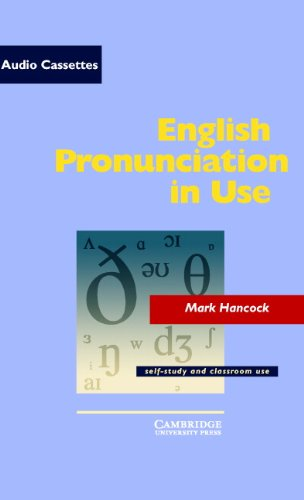 9780521006569: English Pronunciation in Use Pack with Audio Cassettes