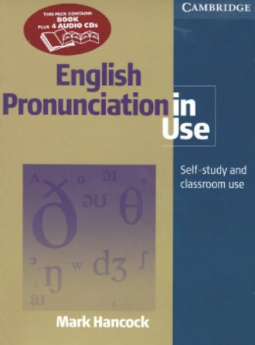 9780521006576: English Pronunciation in Use Pack Intermediate with Audio CDs