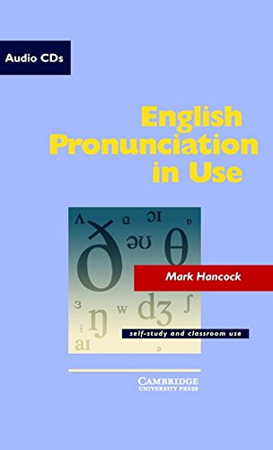 9780521006590: English Pronunciation in Use Audio CD Set (4 CDs) (English Pronunciation in Use English Pronunciation in Use)