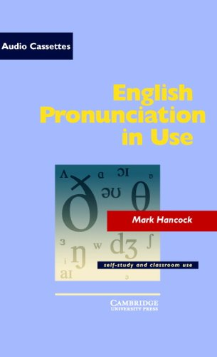 9780521006606: English Pronunciation in Use Audio Cassette Set (4 Cassettes) (English Pronunciation in Use English Pronunciation in Use)