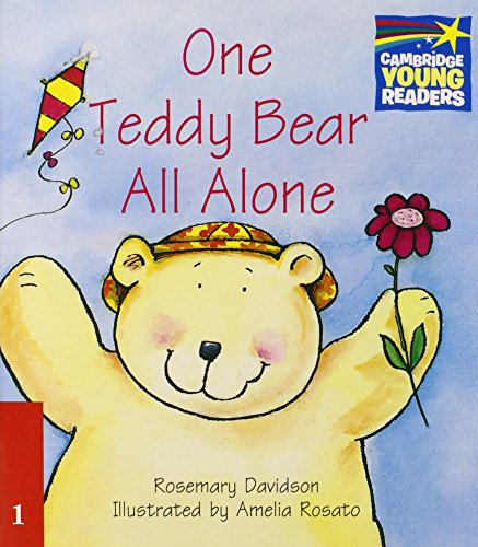 9780521006620: One Teddy Bear All Alone Level 1 ELT Edition (Cambridge Storybooks: Level 1)