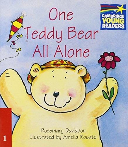 9780521006620: One Teddy Bear All Alone Level 1 ELT Edition (Cambridge Storybooks: Level 1)