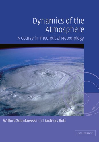 9780521006668: Dynamics of the Atmosphere: A Course in Theoretical Meteorology