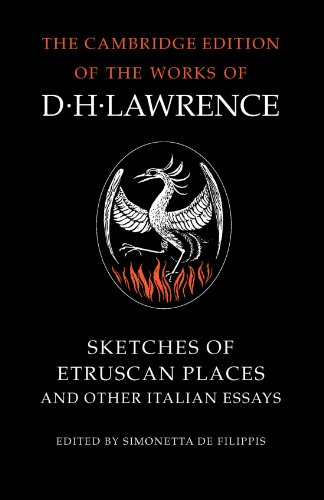 9780521007016: Sketches of Etruscan Places and Other Italian Essays (The Cambridge Edition of the Works of D. H. Lawrence)