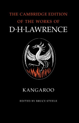 9780521007115: Kangaroo (The Cambridge Edition of the Works of D. H. Lawrence)
