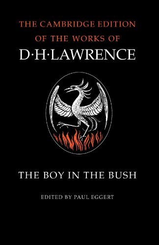 9780521007146: The Boy in the Bush (The Cambridge Edition of the Works of D. H. Lawrence)